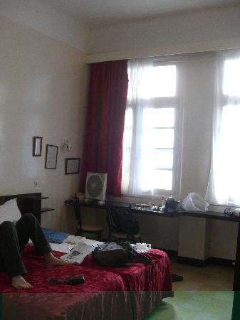 La Maison Doree: una delle due camere del nostro soggiorno