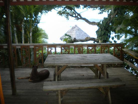 Garden of Eden Inn: Malo (on the left)