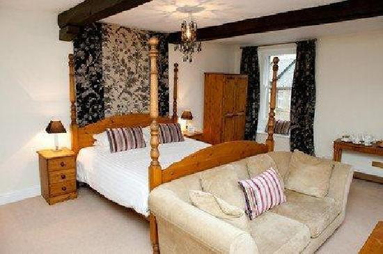Hartington, UK: Dovedale (Romantic Suite)