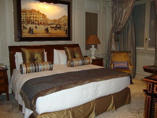 Hotel Principe Di Savoia: Room