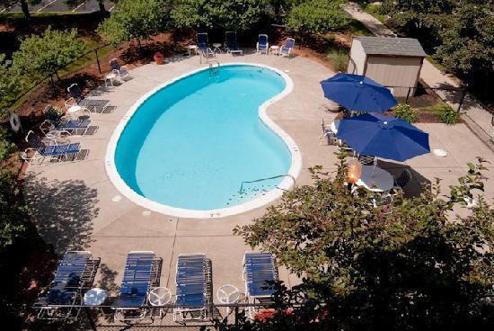 Hampton inn cincinnati airport south updated 2018 hotel for Pool show florence sc