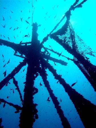 Korfu, Griechenland: wreck diving