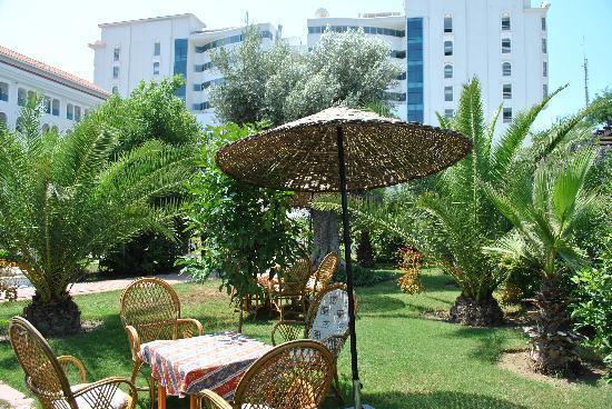 Hotel Sultan of Side : hatice..