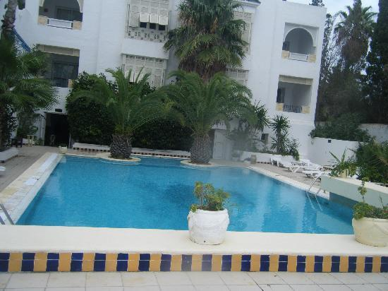 Hotel Dar Hayet: hotel pool
