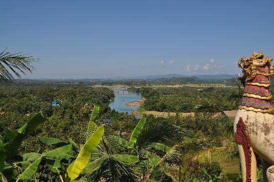 Amazing Ngapali Resort : hinterland