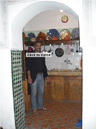 Dar Ines Moulay Idriss : Kitchen