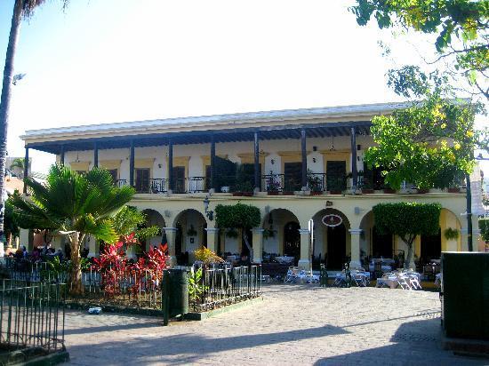 Downtown Mazatlan Picture Of Hotel Riu Emerald Bay