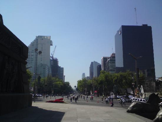 Hotel Del Principado: paseo reforma nearby hotel