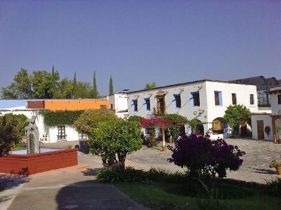 Posada de La Aldea: SPA