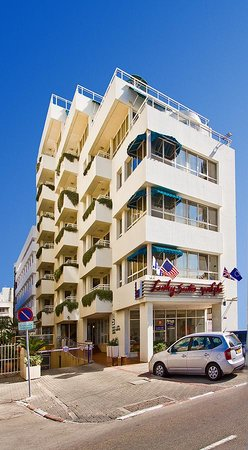 The Lusky – Great Small Hotel: best Tel Aviv location