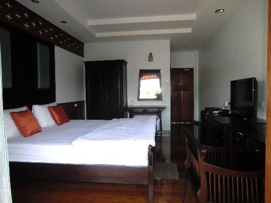 Sri Pat Guest House: Deluxe Zimmer