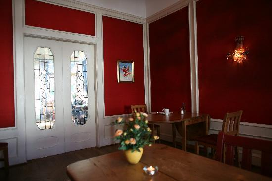 Villa Frogner B&B : The dining room