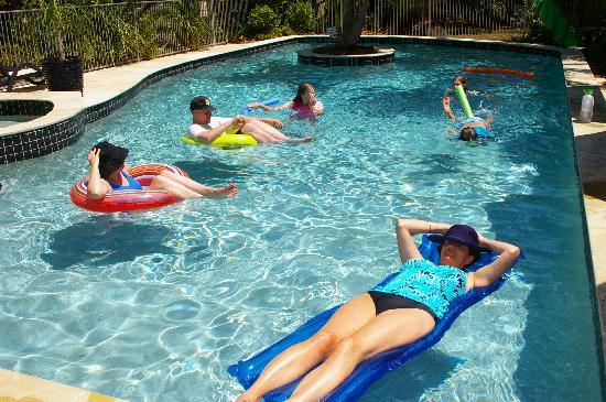 Noosa Village River Resort: Relaxation is the key