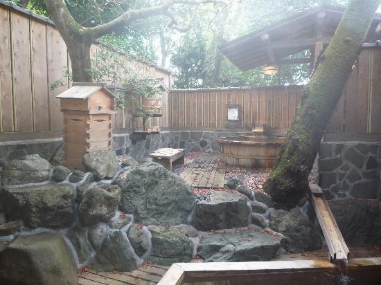 Outdoor Onsen Sakoya