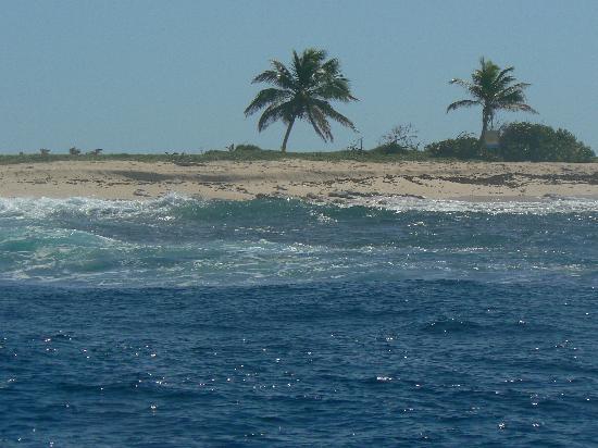 Sainte-Luce, Martinik: L'îlet Loup-garou