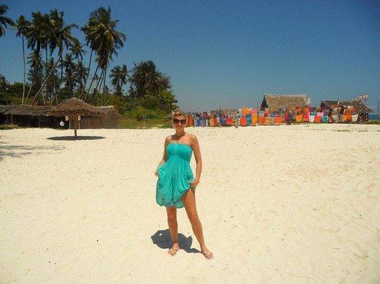 Galu Beach照片