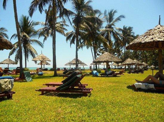 Neptune Village Beach Resort & Spa: Resort midday