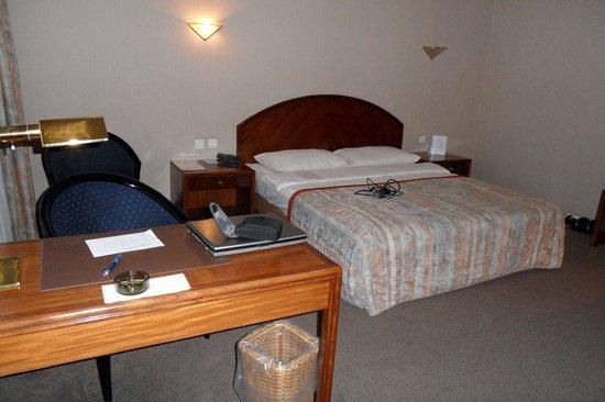 Room 106 Hotel Memling Kinshasa