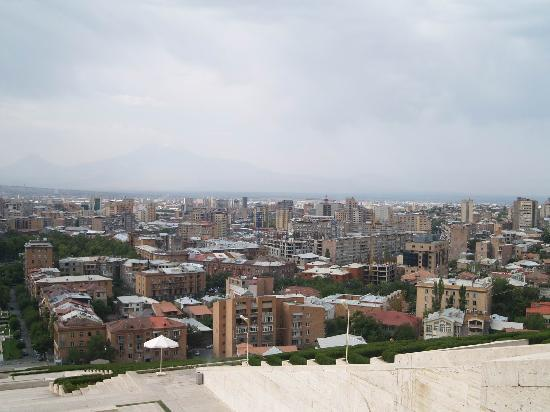 Yerevan, Armenia: Flat blocks