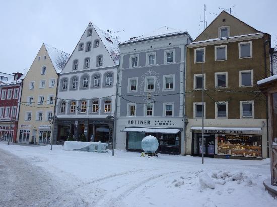 Vienna House Easy Amberg: Main square, Amberg
