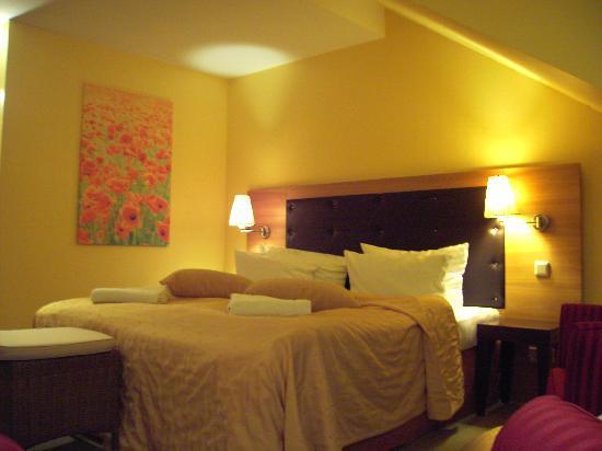 Hotel Habichtstein: Zimmer Vitalterassen 2