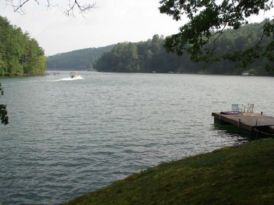Glenville, NC: Tour the Lake with us