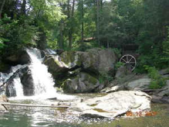 Glenville, Carolina del Norte: Norton Falls