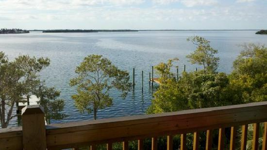 Matlacha, FL: View from the upper deck