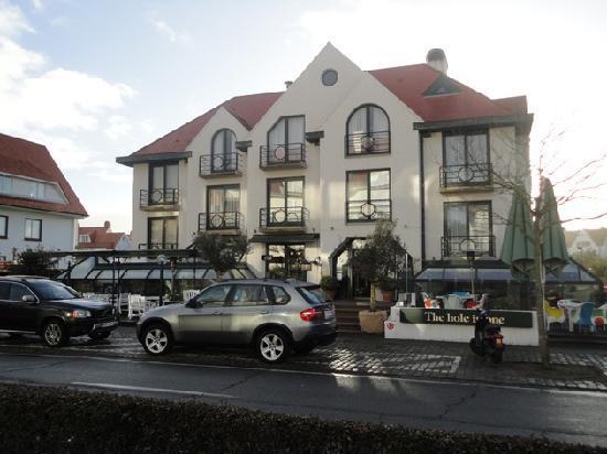 Hotel Approach: Hotel Approch Knokke
