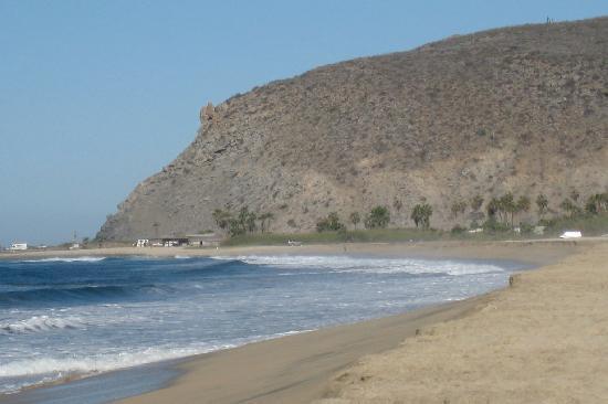 El Pescadero, المكسيك: San Pedrito beach