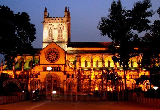 saint cathedral church, allahabad, civil line, allahabad