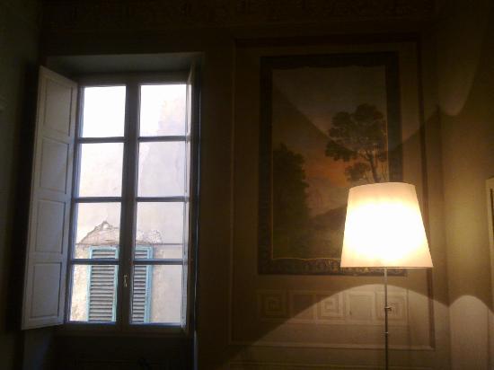 Residenza D'Epoca Puccini : dettaglio camera