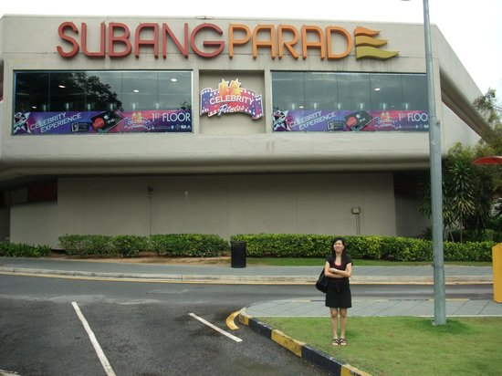 Subang Jaya, มาเลเซีย: subang parade shopping mall