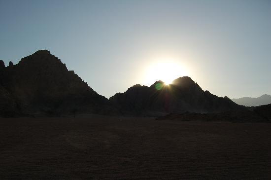 Scharm El-Scheich, Ägypten: Montagne del Sinai