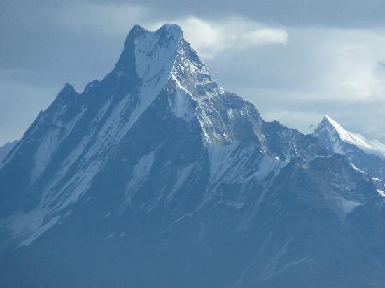 Annapurna Region, Nepal: Machapuchre
