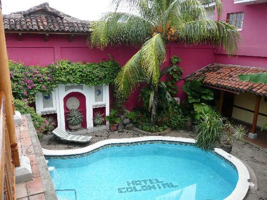 Hotel colonial Pool