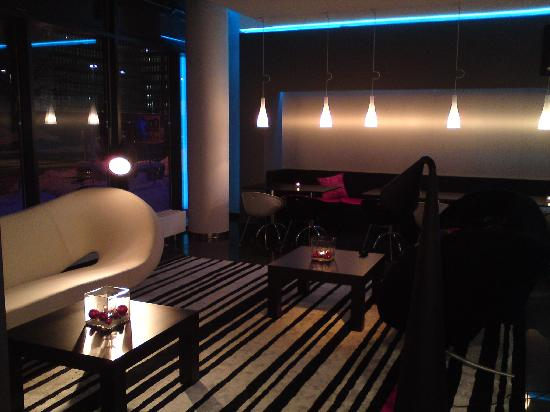 Hotel Berlin Mitte managed by Melia: Hotellobby