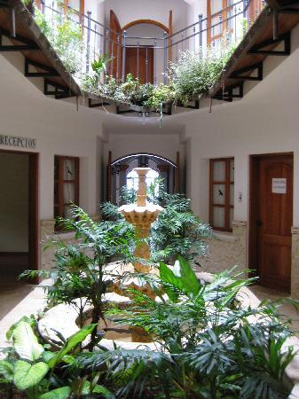 Villa Ambiente: Entrance area
