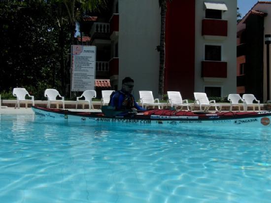 Mendihuaca Caribbean Resort : Buenas Piscinas