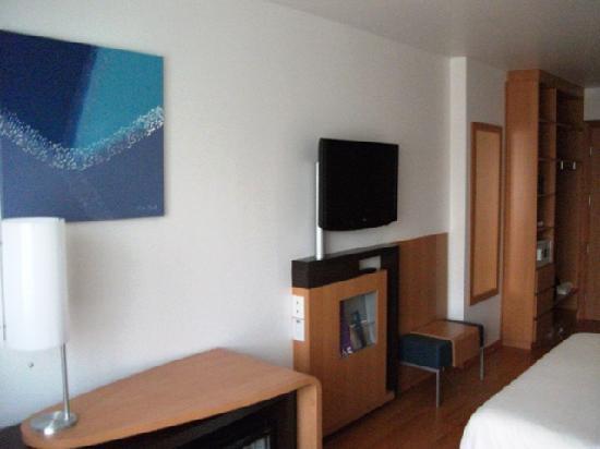Hotel Novotel Rio De Janeiro Santos Dumont: novotel santos dumont's room detail