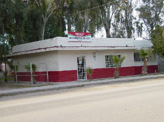 Mexico: ejido cucapah asalto a las tierras B.C.