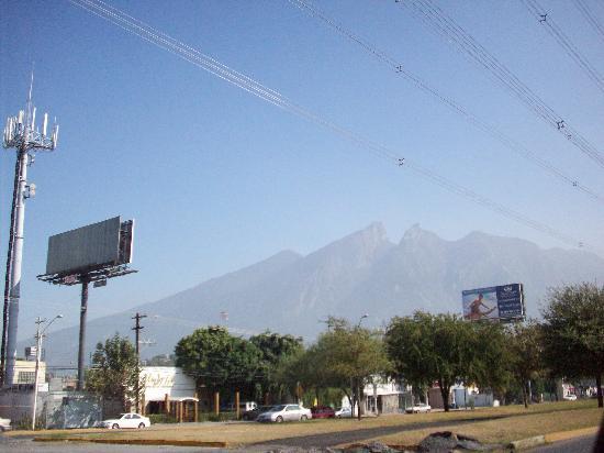 Mexique : el cerro de la silla