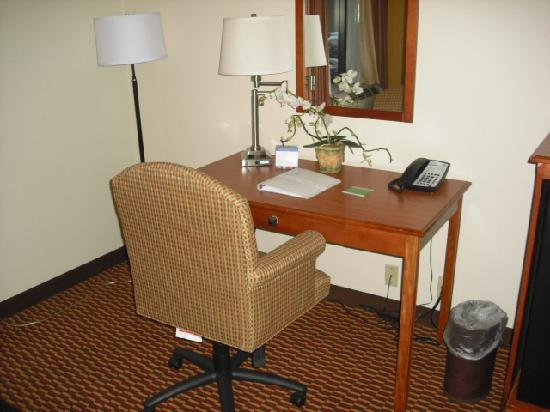 Hampton Inn Charleston - Southridge: Desk/Work station