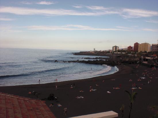 Vistas playa picture of gran hotel turquesa playa puerto de la cruz tripadvisor - Playa puerto de la cruz tenerife ...