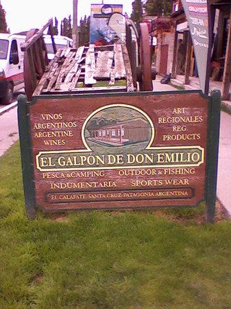 El Galpon de Don Emilio