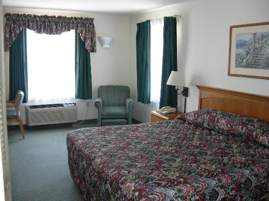 Anastasia Inn: room interior