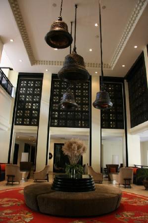 โรงแรมทาจทาชิ: Lobby