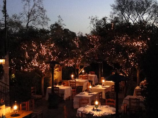 San Ysidro Ranch Restaurant Plow And Angel
