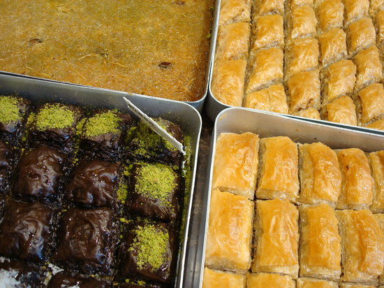 Culinary Backstreets -Tours: baklava