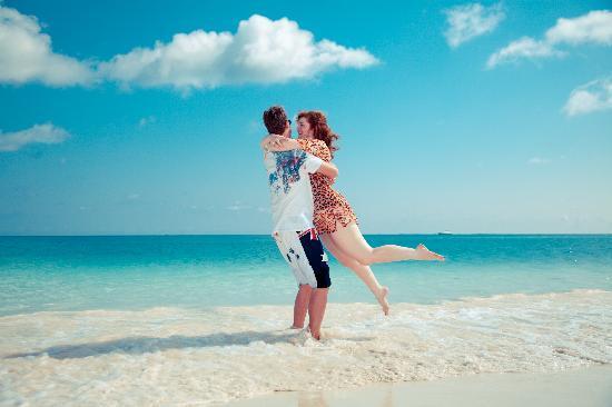 Secrets Maroma Beach Riviera Cancun: Lovely Beach, Lovely Weather